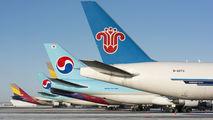 B-2073 - China Southern Cargo Boeing 777F aircraft