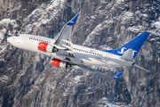 LN-RNU - SAS - Scandinavian Airlines Boeing 737-700 aircraft