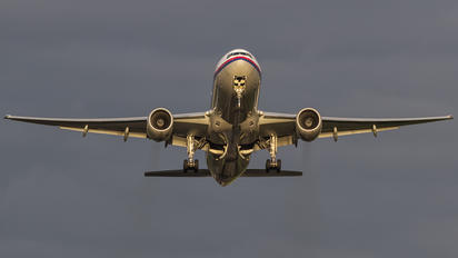 9M-MRA - Malaysia Airlines Boeing 777-200ER