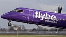 G-JEDP - Flybe de Havilland Canada DHC-8-400Q / Bombardier Q400 aircraft