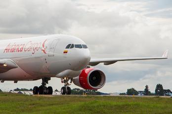 N335QT - Avianca Cargo Airbus A330-200F