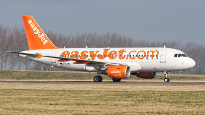 G-EZAZ - easyJet Airbus A319