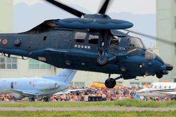 18-4574 - Japan - Air Self Defence Force Mitsubishi UH-60J