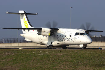 HB-AEY - Sky Work Airlines Dornier Do.328