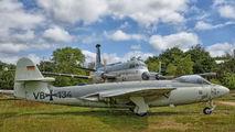 VB+134 - Germany - Navy Hawker Sea Hawk Mk. 100 aircraft