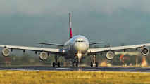 G-VFAR - Virgin Atlantic Airbus A340-300 aircraft