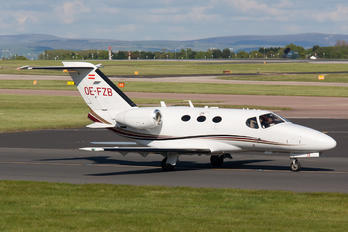 OE-FZB - Private Cessna 510 Citation Mustang