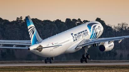 SU-GDV - Egyptair Airbus A330-300