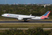 N271AY - American Airlines Airbus A330-300 aircraft