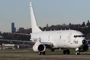 168762 - USA - Navy Boeing P-8A Poseidon  aircraft