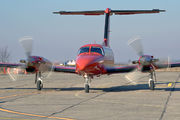 1121 - SMURD Piper PA-42 Cheyenne aircraft