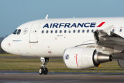 F-HEPD - Air France Airbus A320 aircraft