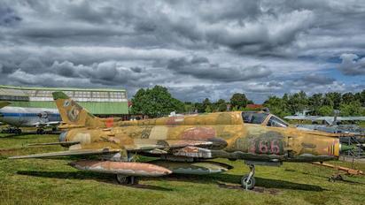 366 - Germany - Democratic Republic Air Force Sukhoi Su-22M-4