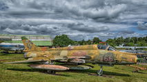 366 - Germany - Democratic Republic Air Force Sukhoi Su-22M-4 aircraft