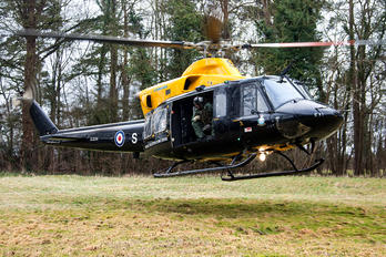 ZJ234 - Royal Air Force Bell 412EP Griffin HT.1