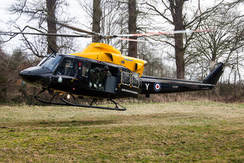 ZJ238 - Royal Air Force Bell 412EP Griffin HT.1