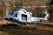 ZJ705 - Royal Air Force Bell 412EP Griffin HAR.2 aircraft