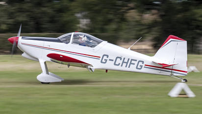 G-CHFG - Private Vans RV-6