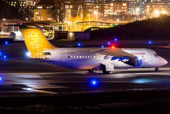 SE-DSR - Malmo Aviation British Aerospace BAe 146-300/Avro RJ100