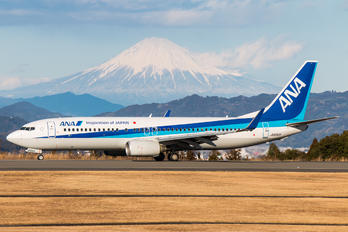 JA65AN - ANA - All Nippon Airways Boeing 737-800