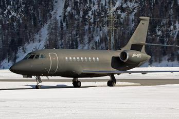 9H-BEC - Private Dassault Falcon 2000 DX, EX