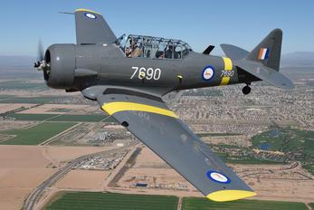 N76BZ - Private North American Harvard/Texan (AT-6, 16, SNJ series)