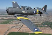 N76BZ - Private North American Harvard/Texan (AT-6, 16, SNJ series) aircraft