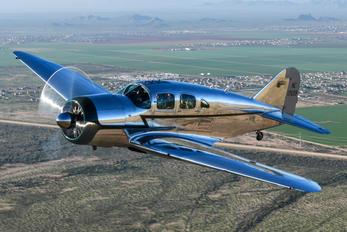 NC17659 - Private Spartan Aircraft (USA) 7W Executive