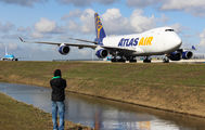 N497MC - Atlas Air Boeing 747-400F, ERF aircraft