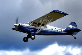 N102CA - Private Aviat A-1 Husky