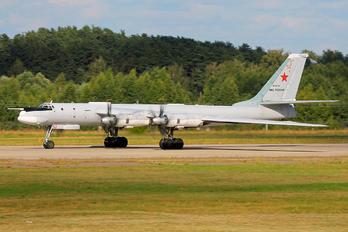 RF-94194 - Russia - Air Force Tupolev Tu-95MS