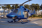 XC-SPV - Mexico - Police Bell 412 aircraft