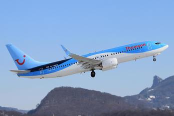 G-TAWN - Thomson/Thomsonfly Boeing 737-800