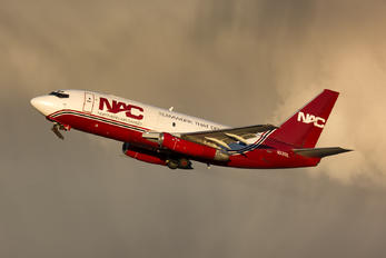 N321DL - Northern Air Cargo Boeing 737-200F