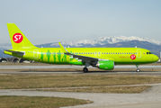 VP-BOJ - S7 Airlines Airbus A320 aircraft