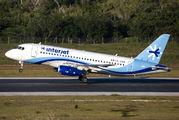 XA-ABM - Interjet Sukhoi Superjet 100 aircraft