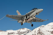 J-5238 - Switzerland - Air Force McDonnell Douglas F/A-18D Hornet aircraft