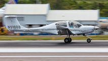 N910BB - Private Diamond DA 40 Diamond Star aircraft