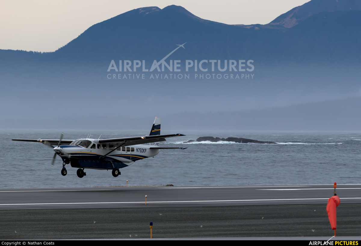 Alaska Seaplanes N750KP aircraft at Sitka