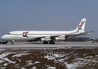 9G-MKF - MK Airlines Douglas DC-8-55F