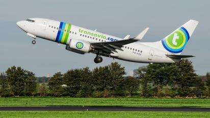 PH-XRE - Transavia Boeing 737-700
