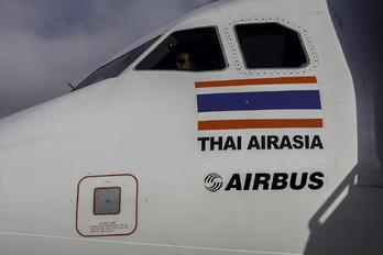 HS-ABP - AirAsia (Thailand) Airbus A320