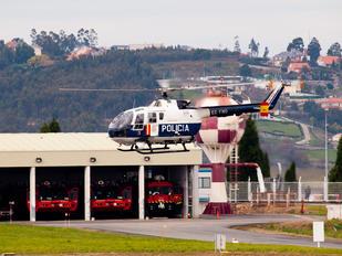 EC-FNO - Spain - Police MBB Bo-105CBS