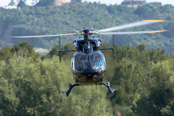 ZK-IEH - Advanced Flight Eurocopter BK117