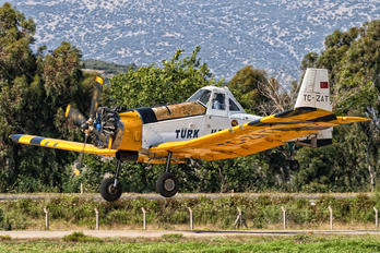 TC-ZAT - Turkish Aeronautial Association PZL M-18B Dromader