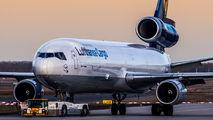 D-ALCE - Lufthansa Cargo McDonnell Douglas MD-11F aircraft