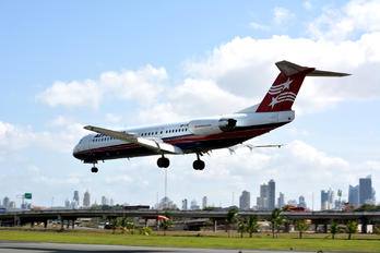 HP-1764PS - Air Panama Fokker 100