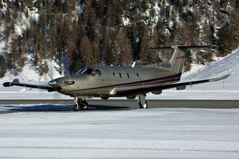 F-HANN - Private Pilatus PC-12