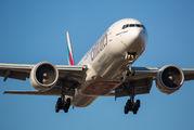 A6-EGI - Emirates Airlines Boeing 777-300ER aircraft