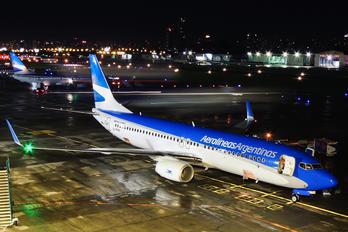 LV-FQY - Aerolineas Argentinas Boeing 737-800